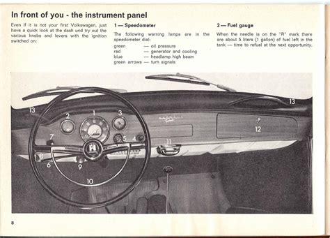 vw beetle repair manual