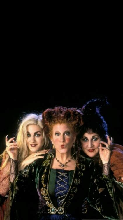 Wallpaper Hocus Pocus by Hocus Pocus Wallpaper