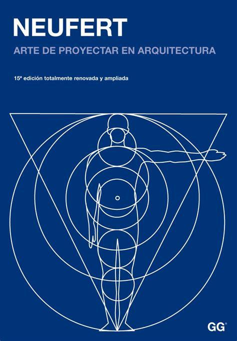libreria gratis pdf libro el arte de proyectar arquitectura neufert