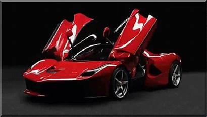 Ferrari Tuning Noir Rouge Centerblog Cars Gifs