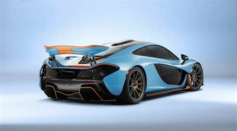 2018 Mclaren P1 Mso Gulf Oil Photos Specs And Review Rs