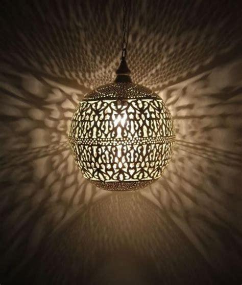 moroccan pendant l lighting by e kenoz