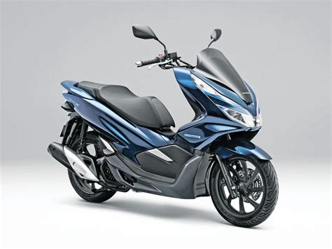 Honda Pcx Image by 2018 Honda Pcx Hybrid In Malaysia By End Next Year