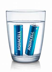 Recharge Any Battery With Water