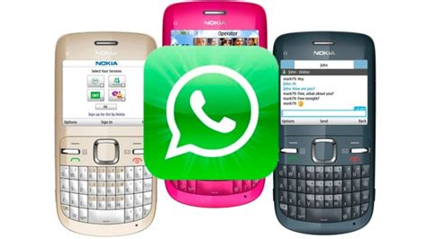 whatsapp will support devices blackberry and nokia until 2017