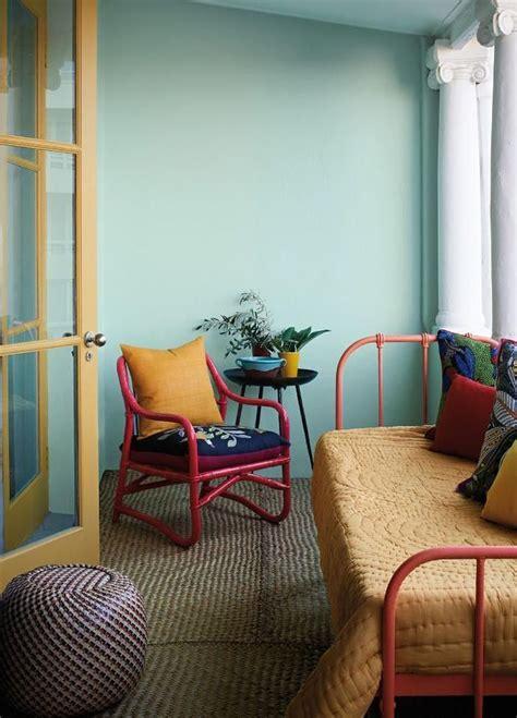 decoration interieur peinture marier les couleurs cote