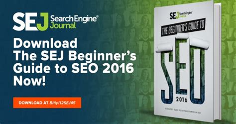 seo guide 2016 for seos by seos sej s new 2016 seo guide