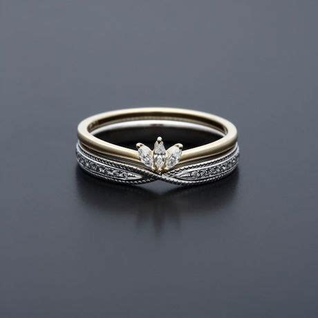 lily connect pave ring by maison rubus cool