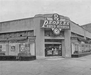 Wheaton MD 1960 1950s Drug Store My home town