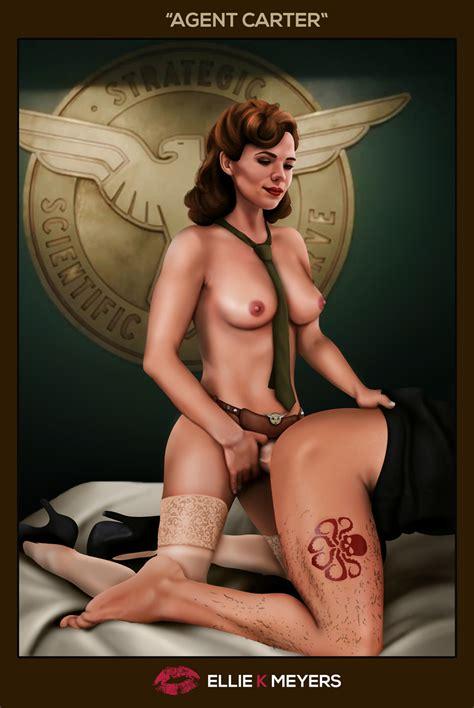 Sharon carter nackt