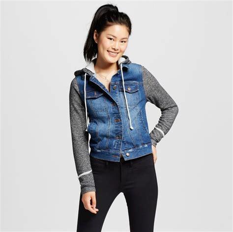 Fitted Denim Jacket Ladies - Coat Nj