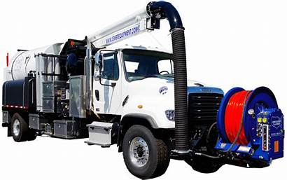 Sewer Equipment Eco Combination Cleaner Hydro Truck