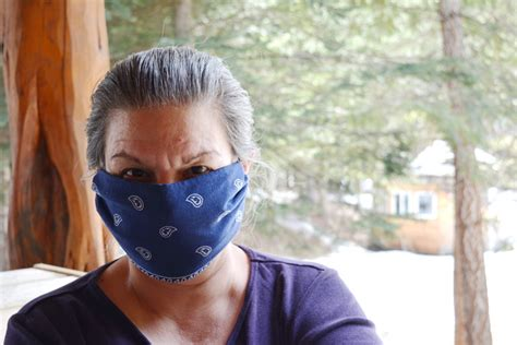 diy cloth face mask   bandanna