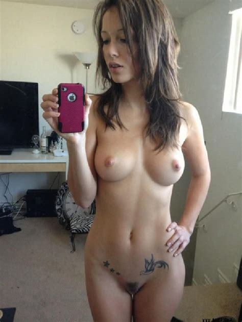 Tattooed Brunette Girl Selfie X Amateur Selfie Adult Pictures Pictures Luscious