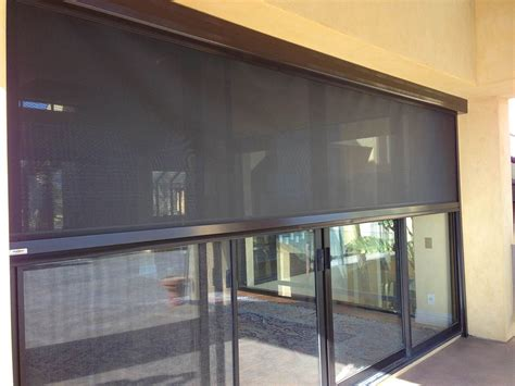 outdoor window shades window treatment ideas for
