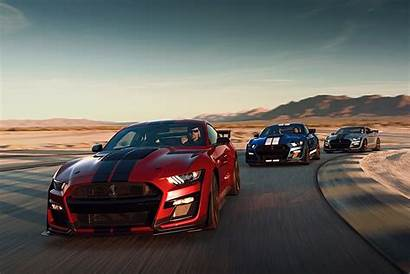 Shelby Mustang Gt500 Ford Ever Powerful Mighty