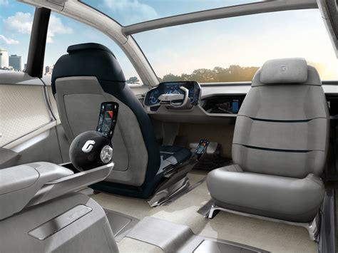 Italdesign Giugiaro Gea Concept Interior Design Car
