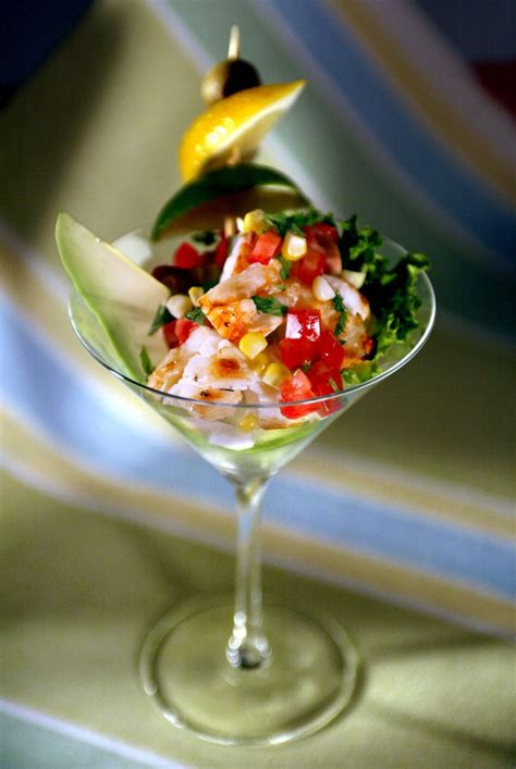 lobster martini recipe lobster appetizers appetizer