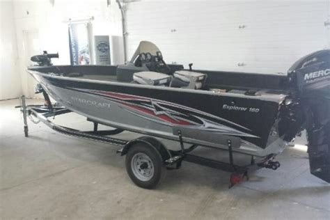 Craigslist Boats For Sale Wisconsin by Starcraft New And Used Boats For Sale In Wisconsin