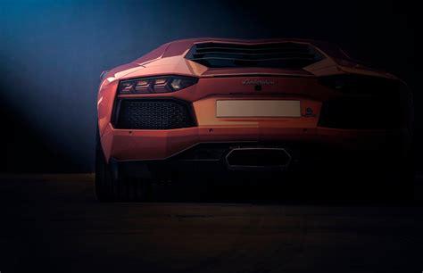 Lamborghini, Lamborghini Aventador Lp700 4, Car, Orange