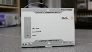 Ea001a Thermocouple Source  Measurement Adapter