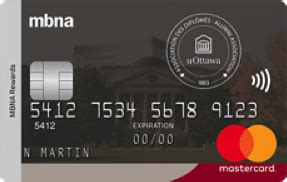 Earn cash back 2 when you send a cibc global money transfer™,3. University of Windsor MBNA Card Review   Myratecompass.ca