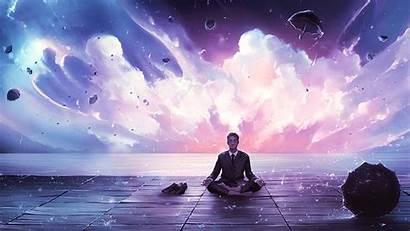 Meditation Harmony Calmness 1080p Rain Wallpapers Desktop
