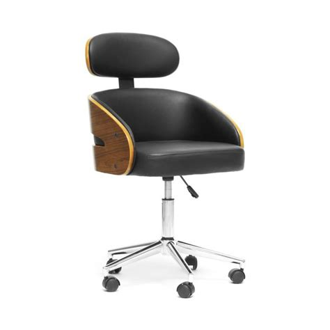 219 99 droid modern swivel office chair mid century