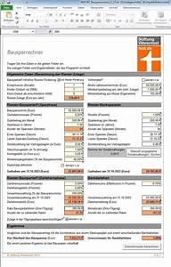 Stiftung Warentest Bausparvertrag : die besten bausparvertrag rechner wie was wo ~ Lizthompson.info Haus und Dekorationen