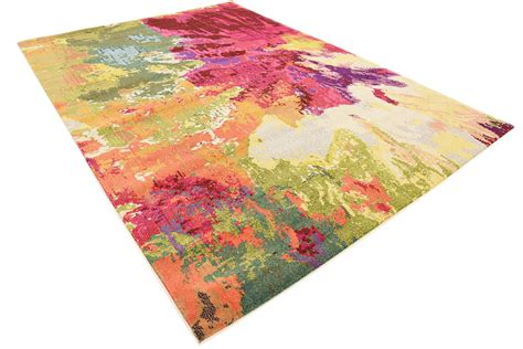 Rugs Home Decorators Collection: Floor Carpet Home Decor Rug Floral Area Rugs Modern Over