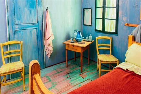 gogh chambre la célèbre chambre de gogh est désormais disponible