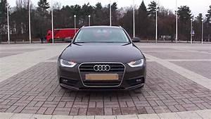 Audi A4 2012 : 2012 audi a4 avant facelift walkaround youtube ~ Medecine-chirurgie-esthetiques.com Avis de Voitures