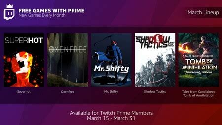 como conseguir videojuegos gratis  twitch prime