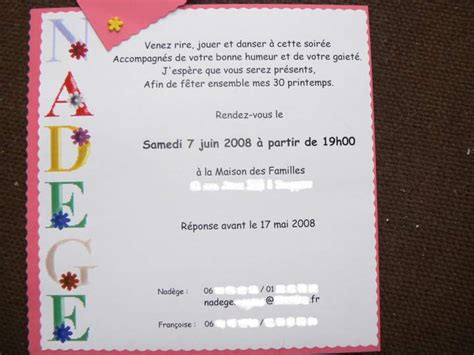 modele texte invitation pot retraite document