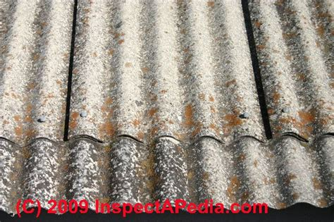 guide  corrugated roof covering materials asbestos