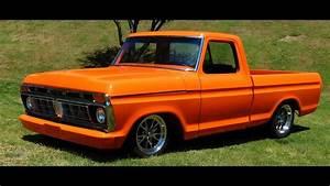 1976 Ford F100 Street Truck 2016 National Street Rod Association Street Rod Nationals South Plus