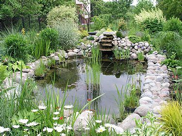 water garden   private residence