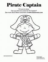 Pirate Coloring Personnages Coloriage Mitchell Captain Popular Coloriages Children Marin Enregistree Depuis sketch template