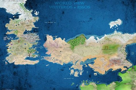 game  thrones map travelquazcom
