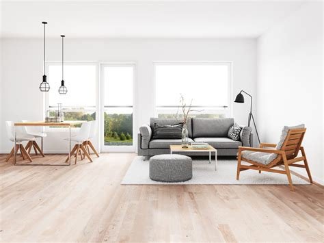 minimalist living room simplicity beauty  comfort