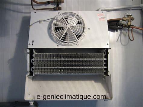 evaporateur chambre froide froid01 le circuit frigorifique de base dans une chambre