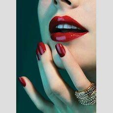 Leisten Sie Sich Rote Gelnägel Zu Weihnachten Fingernägel
