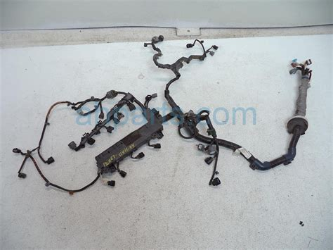 2005 Civic Engine Wire Harnes by 2004 Honda Civic Engine Wire Harness 32110 Pza A50