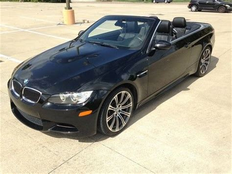 Find Used 2008 Bmw M3 Convertible 2-door 4.0l 1 Owner