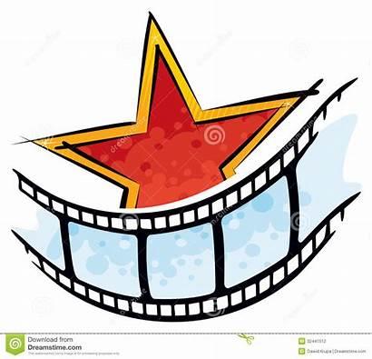 Symbol Clipart Hollywood Cinema Star Vector Graffiti
