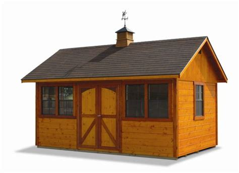 Shed For Rent by Rent To Own Luxcraft Poly Furniture Storage Sheds