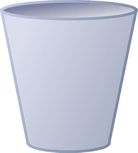 Free vector graphic: Trashcan, Bin, Container, Recycling