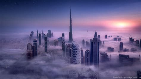 Early Morning In Dubai 4k Or Hd Wallpapers For Your Pc