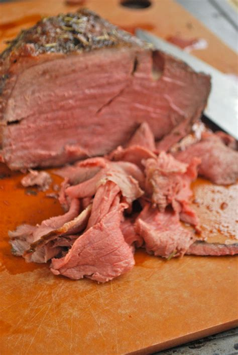 roast beef recipe french dips with homemade au jus a sweet pea chef