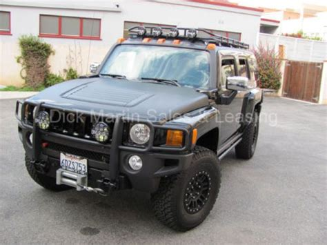 Purchase Used 2008 Hummer H3 Alpha In Pasadena, California